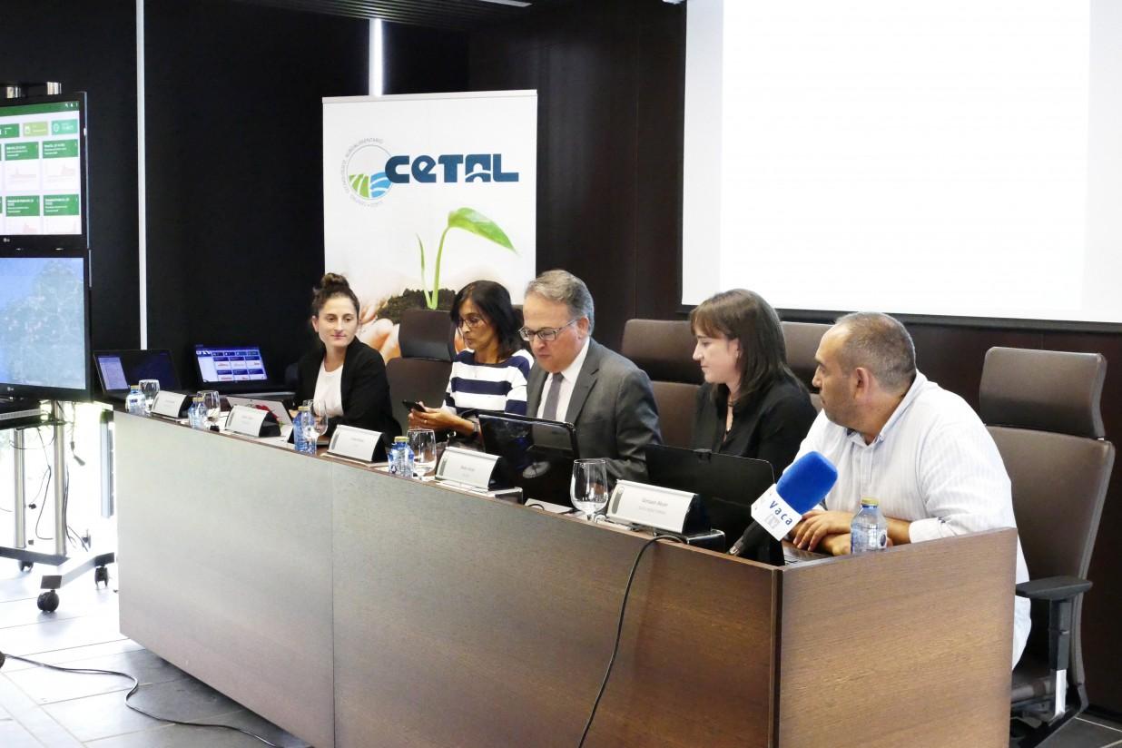 El CETAL demuestra la importancia de la digitalización de los tanques de frío en el control de la calidad higiénico-sanitaria de la leche