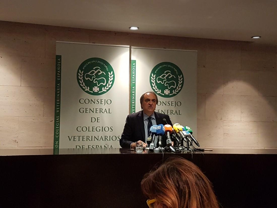 El presidente del CGCVE pide unificar los controles de seguridad alimentaria en España