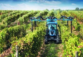 Innovaciones en los tractores estrechos o especiales