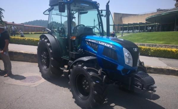 Nuevos tractores Rex 4 de Landini, un equipamiento muy completo
