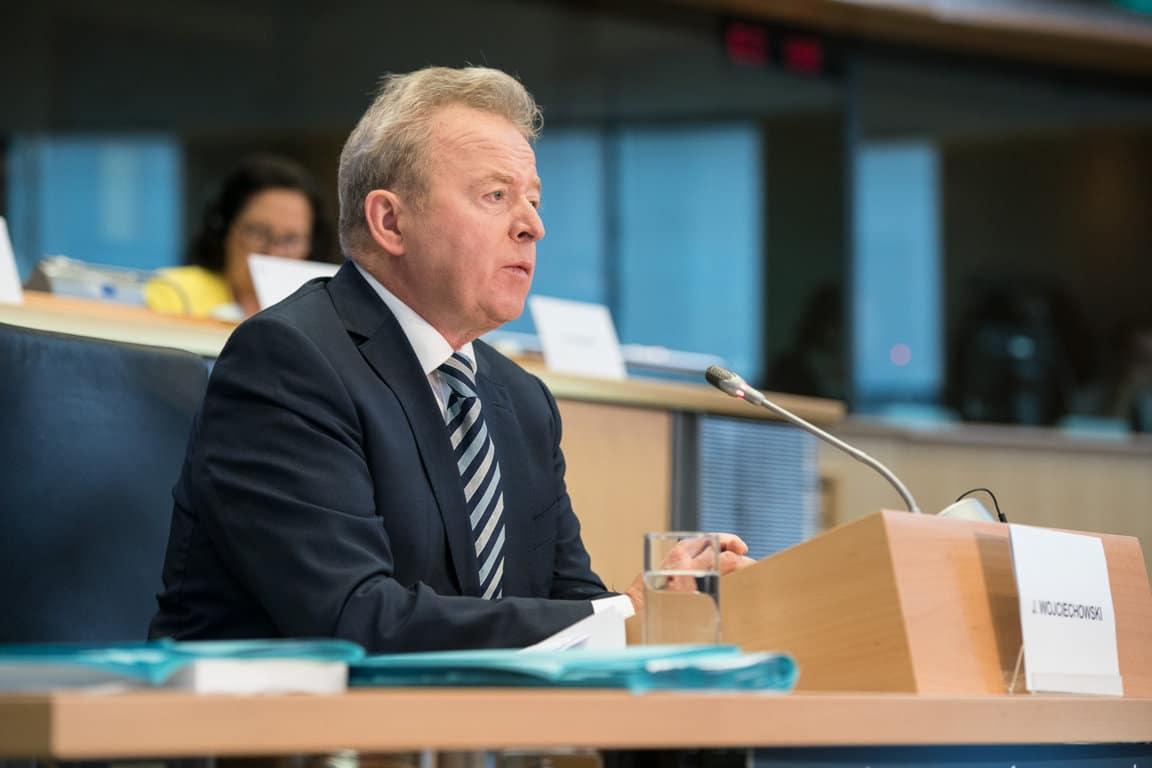 El candidato polaco, Janusz Wojciechowski, convence al PE y será nuevo comisario de Agricultura de la UE