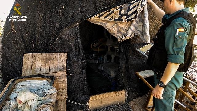 Desarticulada una organización delictiva que explotaba laboralmente en el campo a víctimas captadas en Rumanía y Moldavia