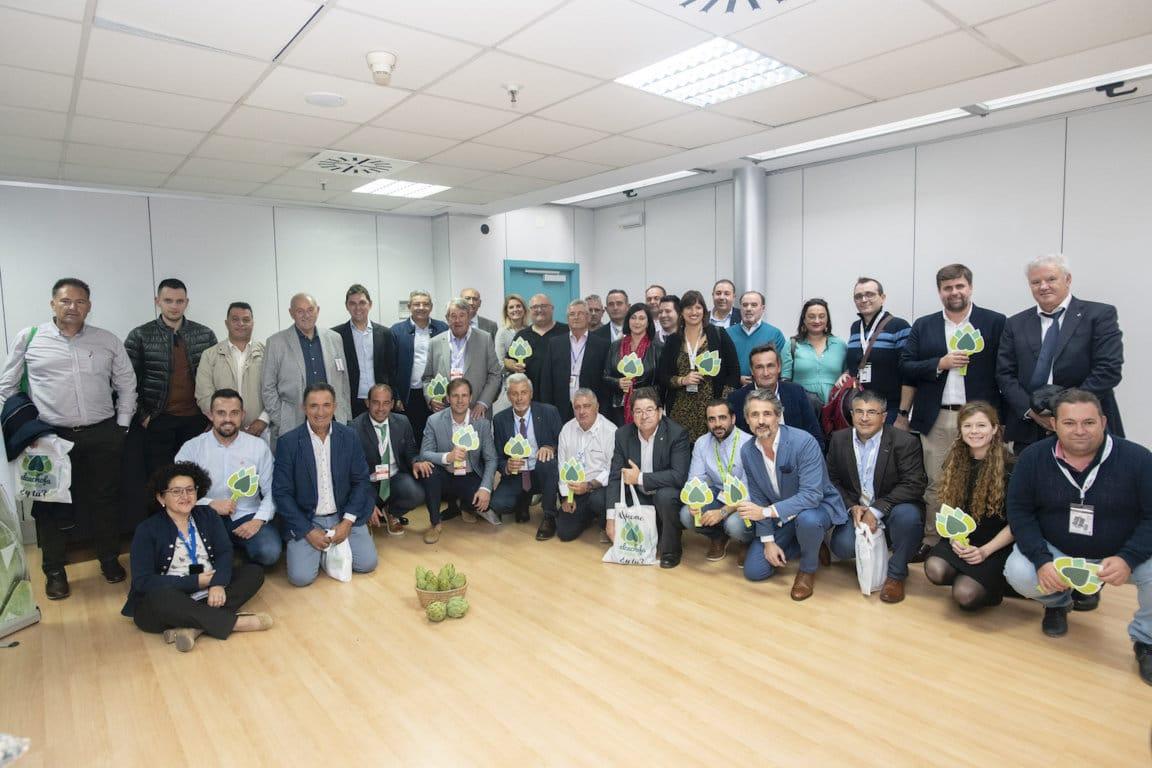 Los productores españoles esperan salvar la actual temporada de alcachofa