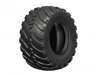 BKT presenta en Agritechnica 2019 su nuevo neumático V-FLEXA para remolques agrícolas