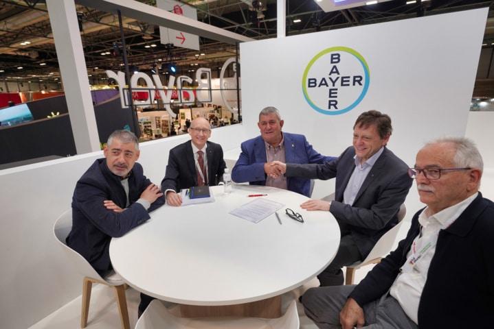 Bayer renueva su acuerdo con UPA para el proyecto InfoAdapta.Agri