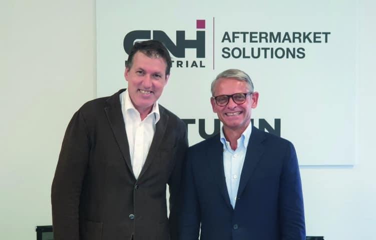 CNH Industrial Aftermarket Solutions establece una colaboración estratégica con Granit Parts