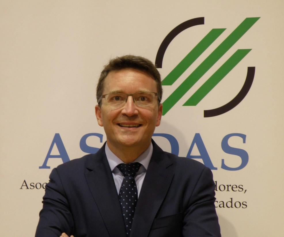 Felipe Medina, nuevo secretario general técnico de ASEDAS