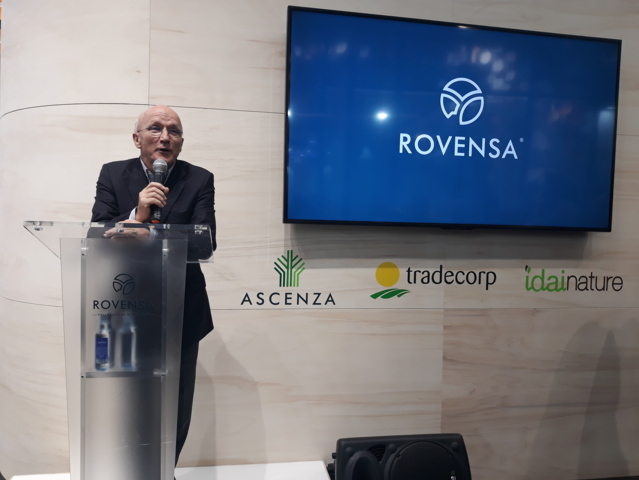 Rovensa presenta su concepto de «agricultura equilibrada» en Fruit Attraction 2019
