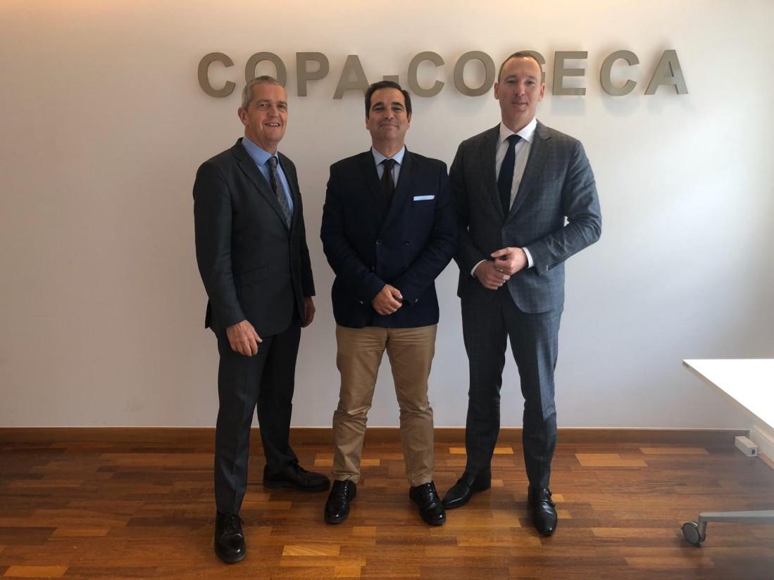 Pedro Gallardo, vicepresidente de ASAJA, elegido nuevo presidente del GT de Fitosanitarios del COPA-Cogeca