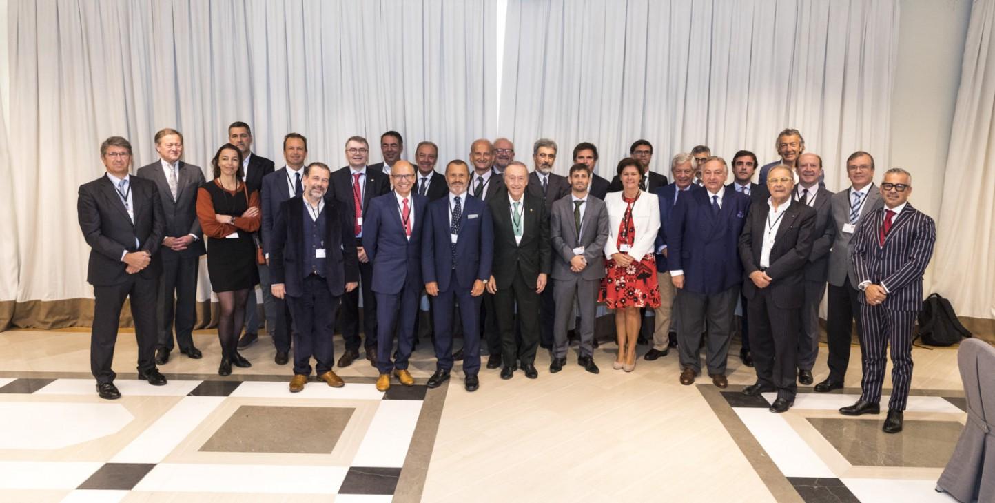 El Comité Europeo de Empresas Vitivinícolas reúne en Barcelona a 27 líderes empresariales