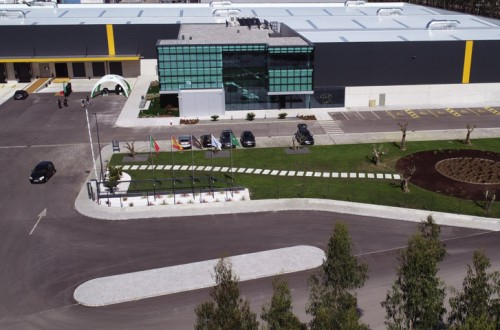 San José Logística de Pneus, distribuidor de BKT en la Península Ibérica, inaugura un nuevo almacén en Portugal