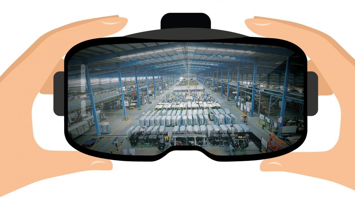 Una visita virtual a la fábrica de neumáticos de Alliance en India
