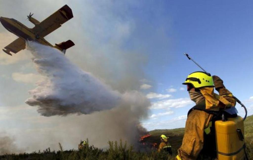 Los incendios forestales afectaron a un número de países de la UE más alto que nunca en 2018