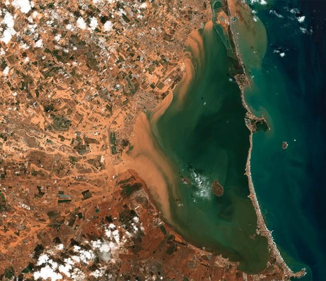 El regadío ilegal, en el punto de mira de la crisis del Mar Menor