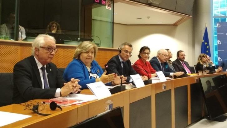 La Alianza Europea del Algodón se presenta en el Parlamento Europeo