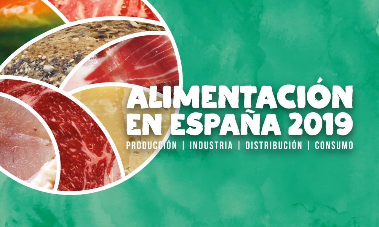 Mercasa publica su Informe 2019 sobre Producción, Industria, Distribución y Consumo de Alimentación en España