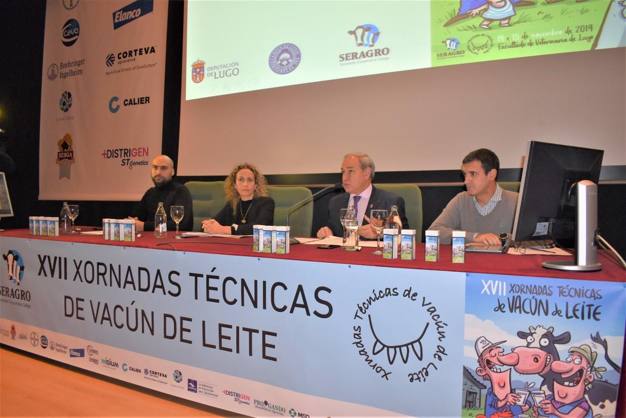 Seragro congrega en Lugo a 1.500 técnicos de vacuno de leche
