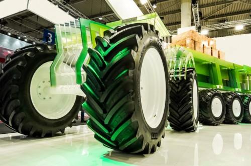 BKT muestra en Agritechnica sus soluciones para la protección del suelo