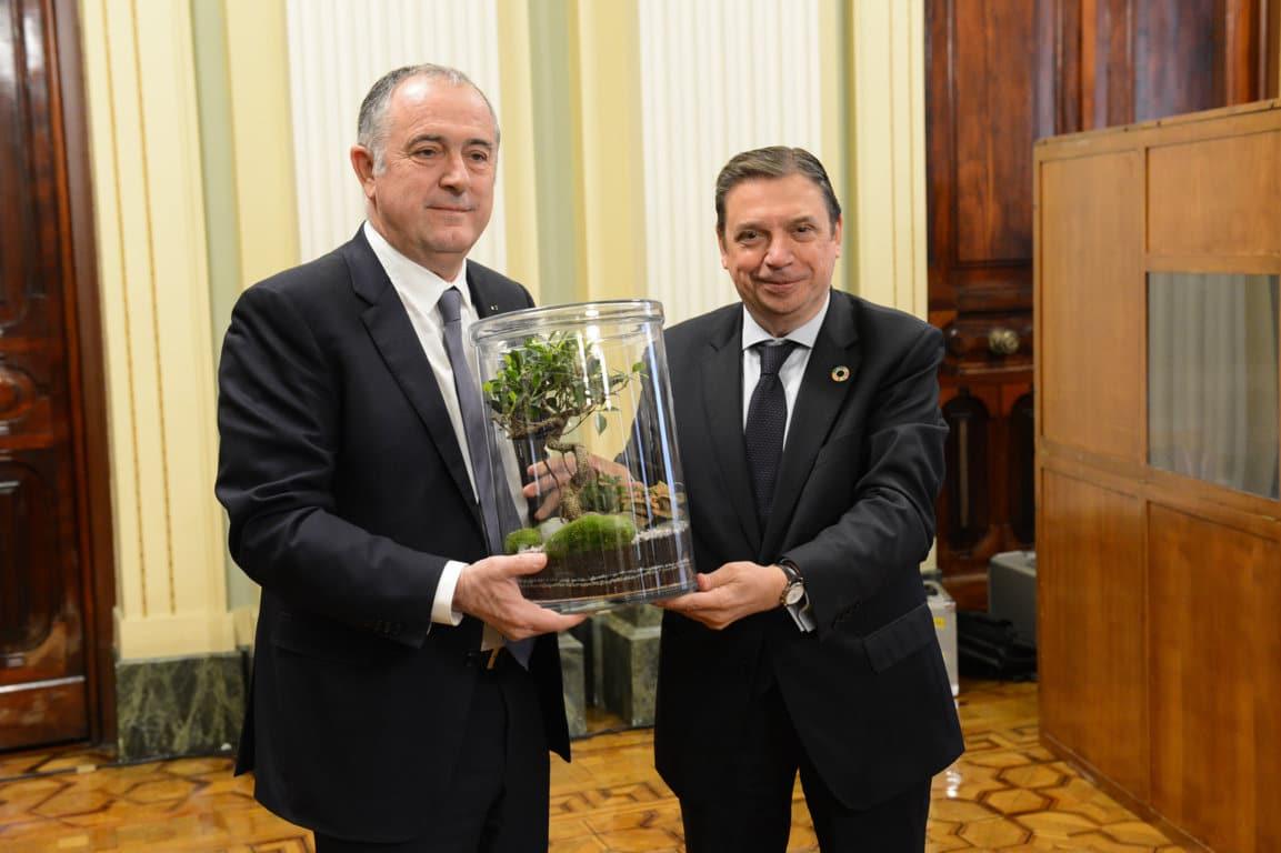 Francia y España ven clave que el presupuesto de la futura PAC se alinie con su ambición medioambiental