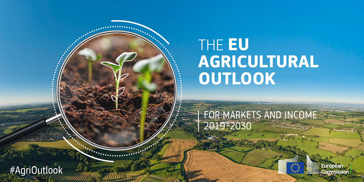 Las demandas sociales impulsarán el desarrollo del mercado alimentario en la UE a medio plazo
