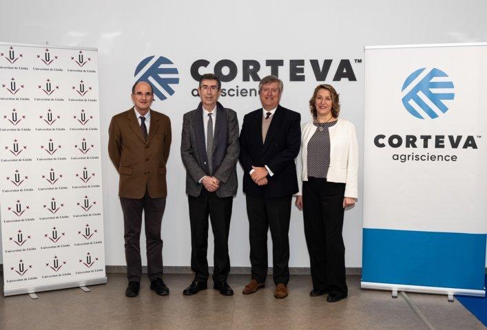 Nueva Cátedra Corteva de Malherbología de la Universidad de Lleida