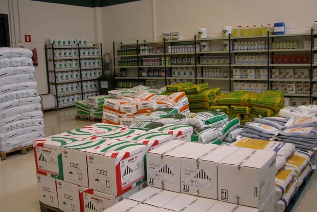 El MAPA ultima RD sobre condiciones de almacenamiento y comercialización de fitosanitarios
