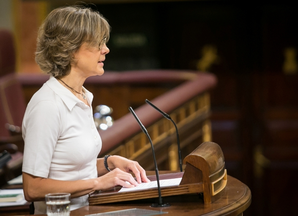La exministra de Agricultura, Isabel García Tejerina, dejará el Congreso y el PP para dedicarse a la actividad privada