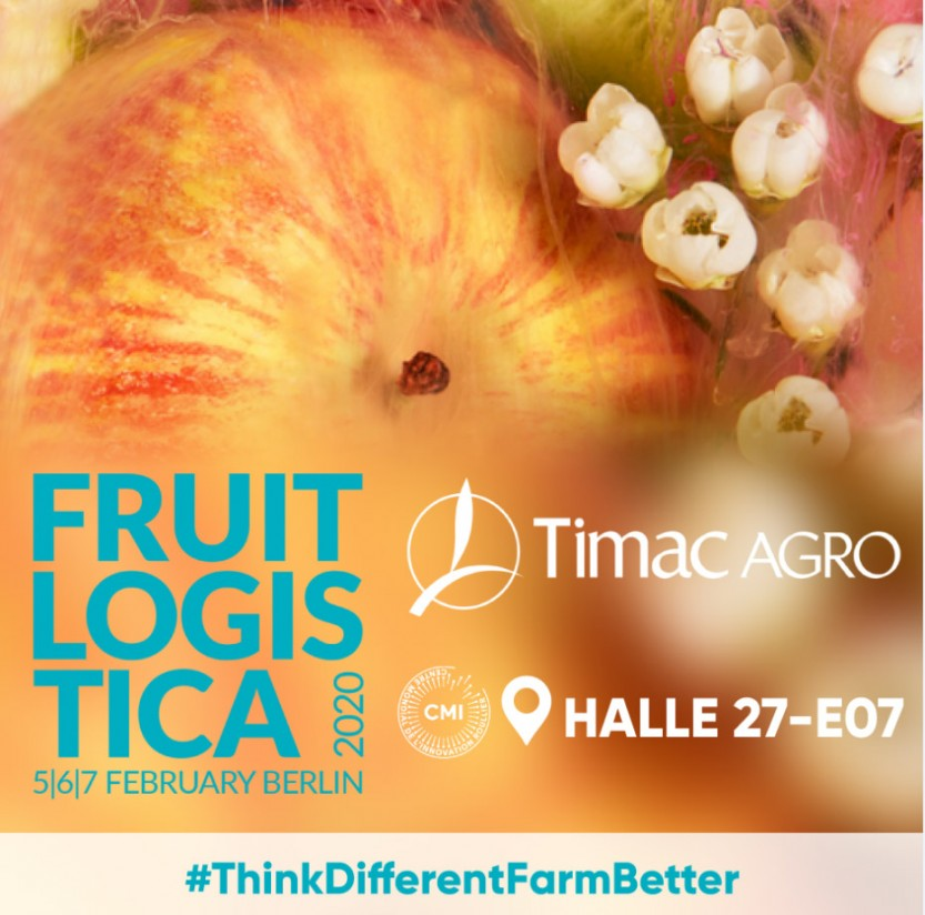 Timac Agro presentará sus soluciones para la nutrición vegetal en Fruit Logistica 2020