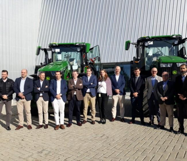 John Deere avanza en su transformación en una empresa tecnológica