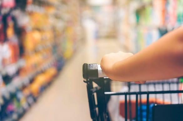 Los alimentos sin elaboración subieron en enero un 3,5% anual en la cesta de la compra del consumidor