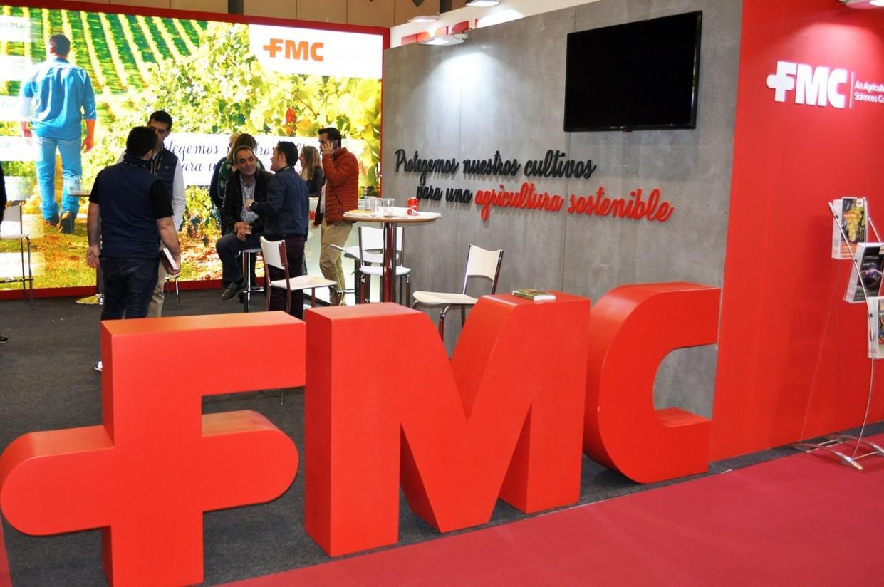FMC presenta su catálogo de productos para la viña en Agrovid