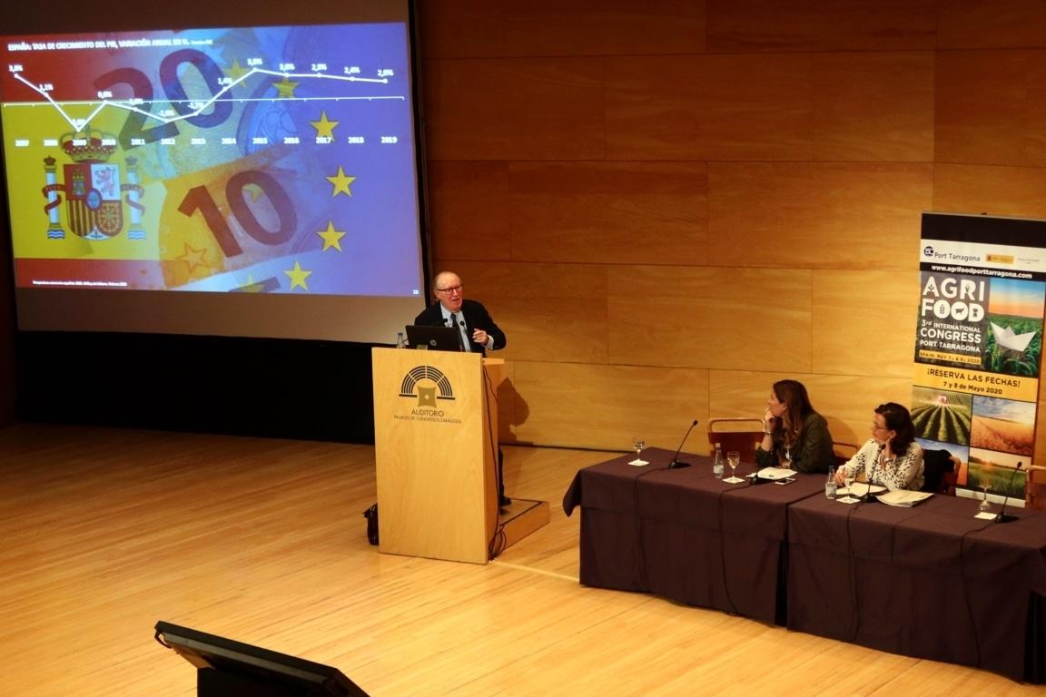 ACCOE analiza en Zaragoza el papel de los operadores de cereales en el sector agroalimentario