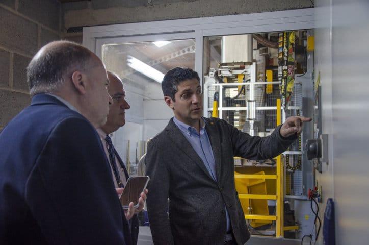 Semillas Batlle inaugura su nueva fábrica de sustratos en Toledo