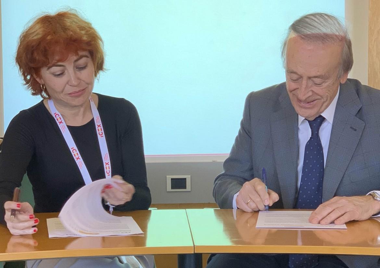 ICEX y FEV firman un convenio para la internacionalización del sector del vino
