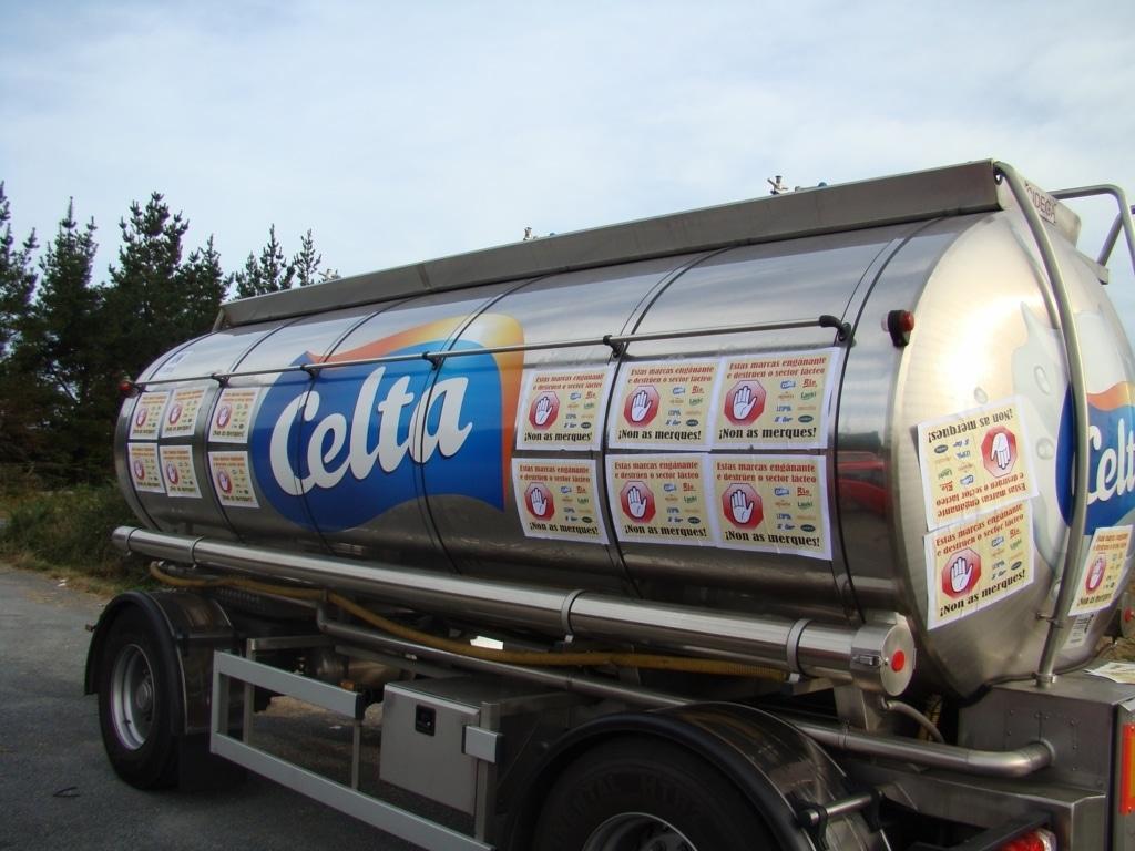 Los primeros compradores deberán declarar las entregas de leche cruda ecológica y con DOP/IGP