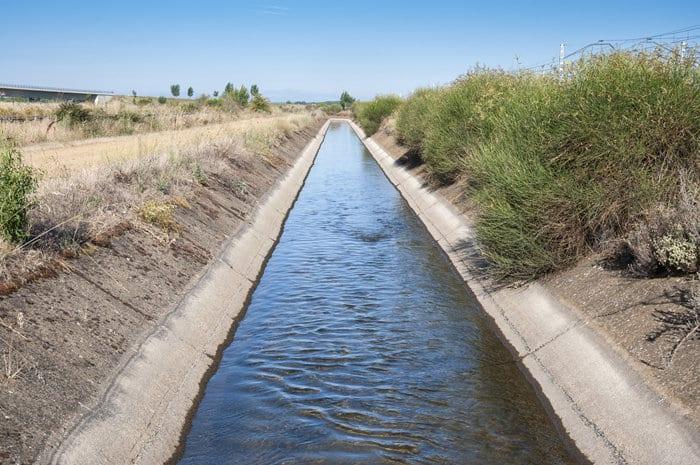 La superficie regada en España aumentó un 1,44% y en 54.500 ha en 2019