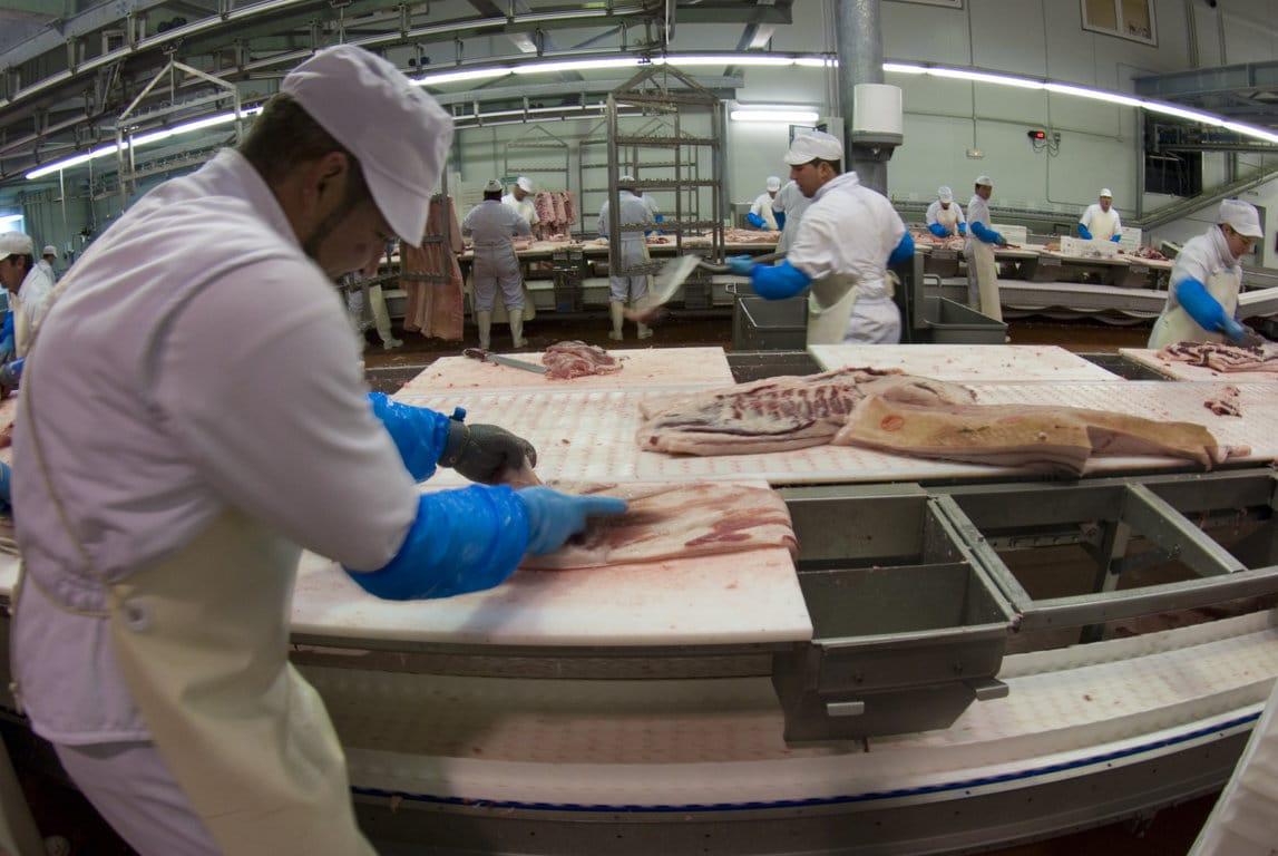 Informe sectorial DBK: las exportaciones de elaborados cárnicos se duplican en la última década