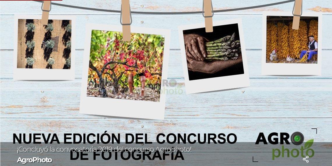 Julián Nieves, ganador del concurso Agrophoto by Tradecorp en la categoría de fotografía
