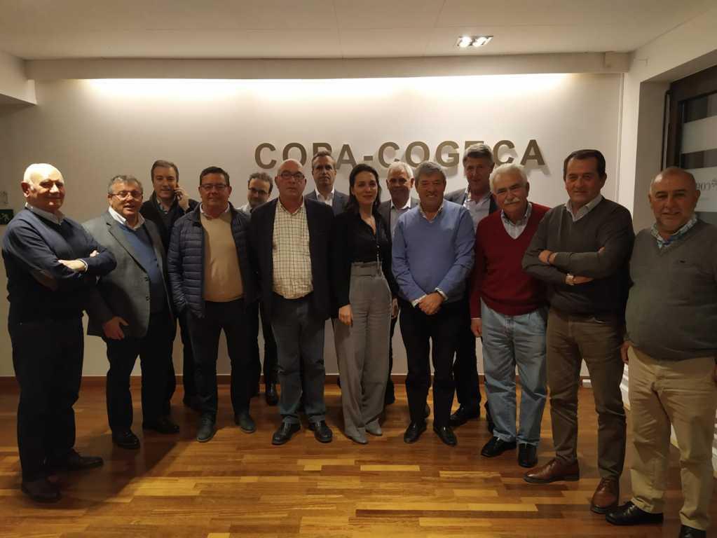 Cooperativas Agro-alimentarias de Andalucía defiende en Bruselas una PAC fuerte