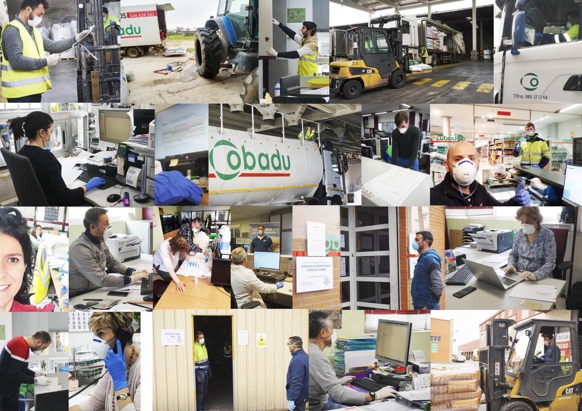 Covid-19: Cobadu agradece el esfuerzo de sus socios para mantener el abastecimiento