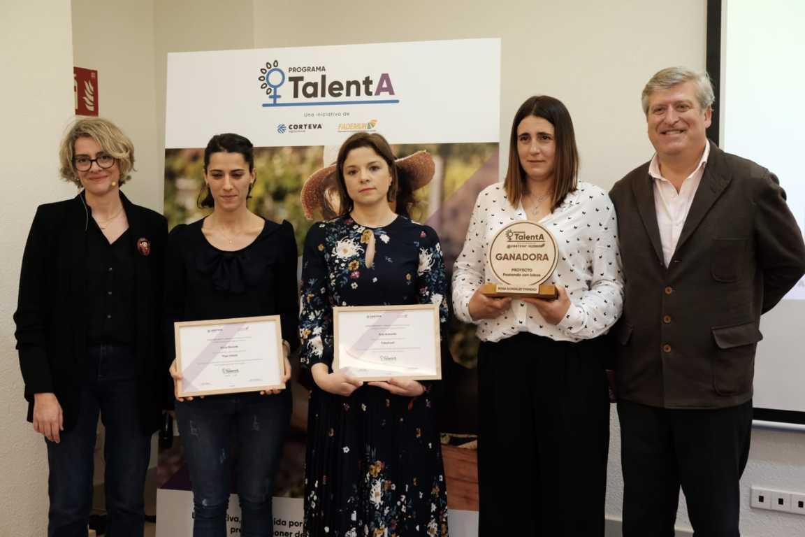 Pastando con lobos, Trigo y Limpio y Flor Galana, proyectos ganadores del Programa TalentA