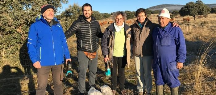 El CITA colabora con Castilla y León en el estudio de la correcta alimentación de las vacas nodrizas