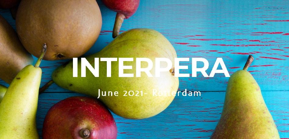 El Congreso Internacional sobre la Pera, Interpera, aplazado a junio de 2021