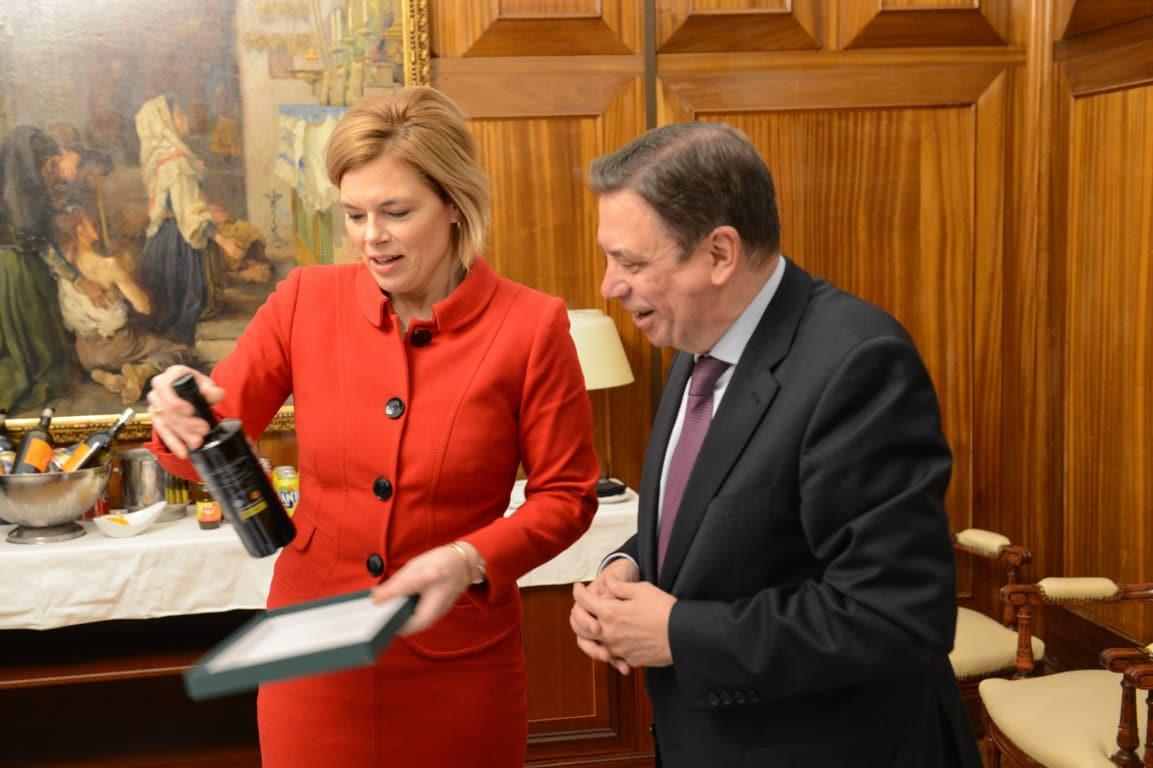 España y Alemania defienden una futura PAC en la Unión Europea con fondos suficientes