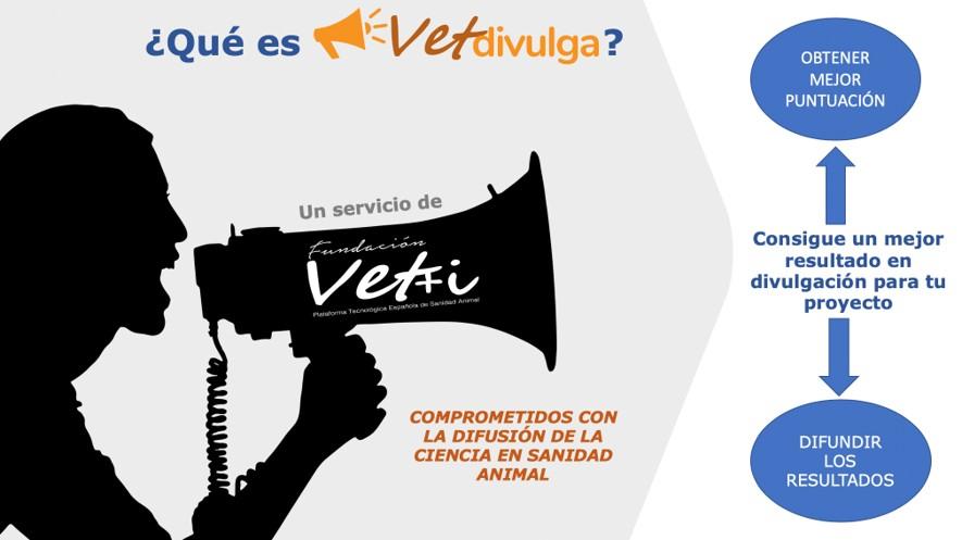 Vetdivulga, la nueva plataforma de divulgación científica de Vet+i