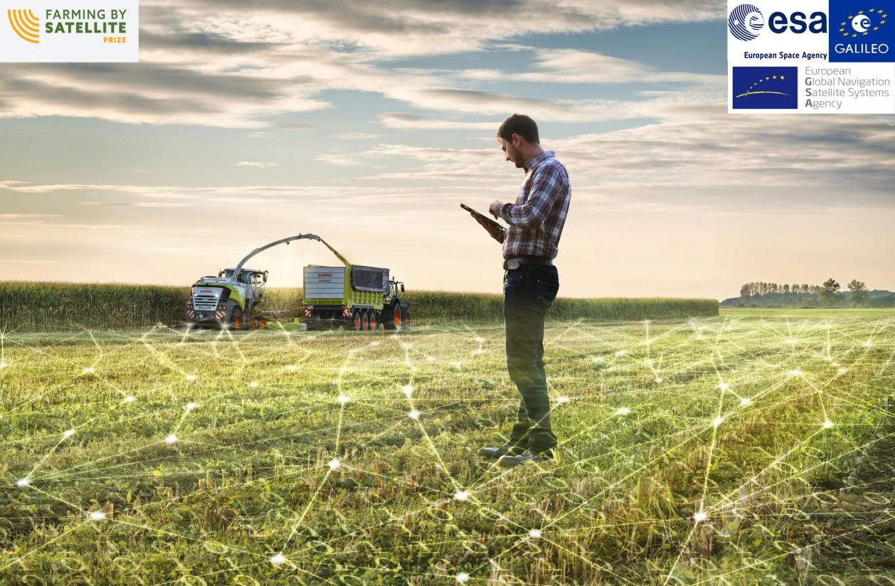 Arranca una nueva edición del concurso de ideas Farming by Satellite