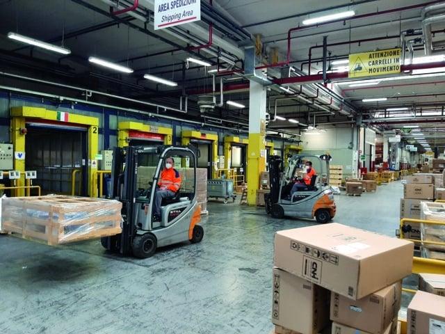 Covid-19: CNH Industrial mantiene operativo el suministro de recambios y el soporte técnico