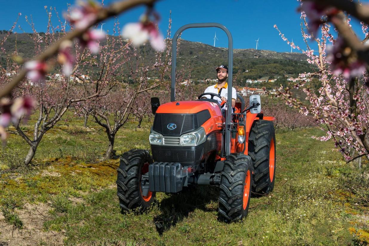 Kubota lanza una serie de medidas para apoyar a los agricultores que compren maquinaria nueva