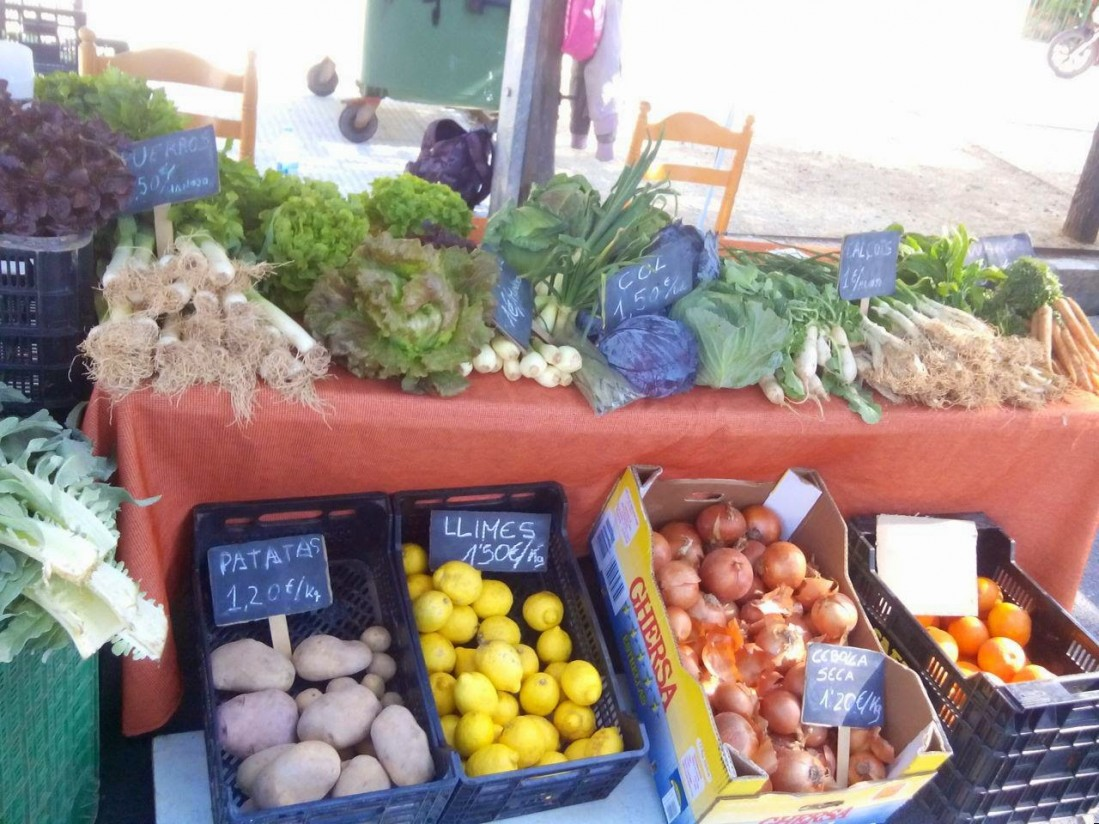 La Comunidad Valenciana podrá celebrar mercadillos de alimentos de proximidad a partir del 30 de abril