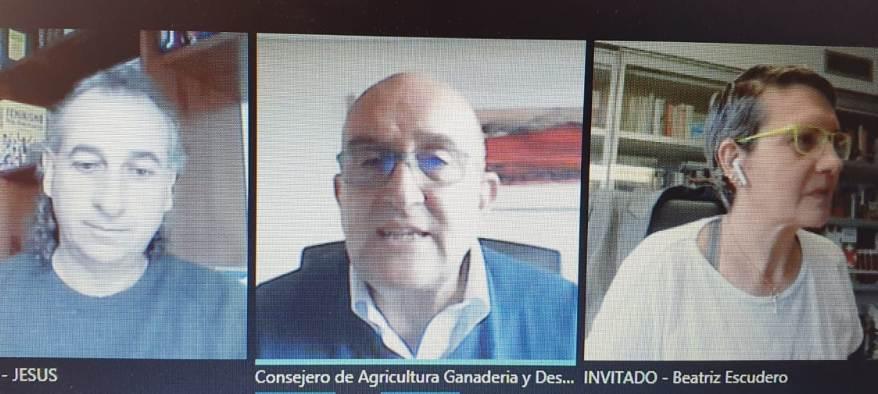 """Castilla y León pondrá en marcha la plataforma alternativa de comercialización de productos agrarios  """"Campo de Encuentro"""""""